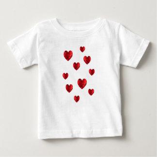 Hearty hearts heart baby baby T-Shirt