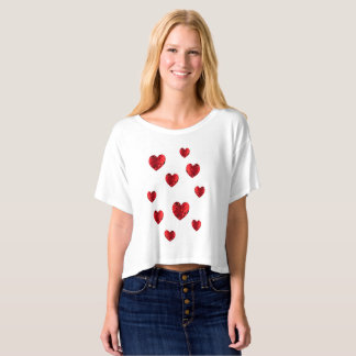 Hearty hearts heart T-Shirt