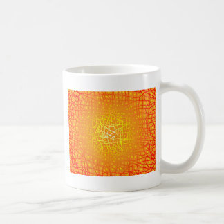 Heat Background Coffee Mug