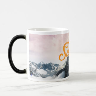 Heat Changing SWJ Mug