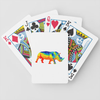 Heat Sensored Bicycle Playing Cards