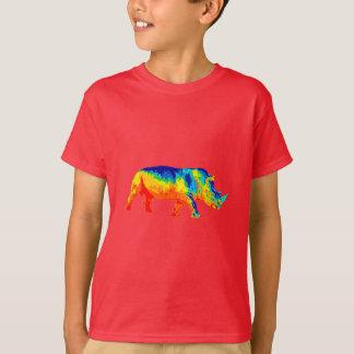 Heat Sensored T-Shirt