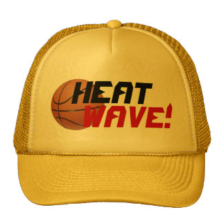 HEAT WAVE! CAP