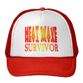 Heat Wave Survivor Hat