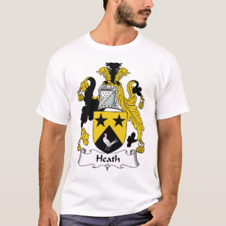 Heath Family Crest T-Shirt