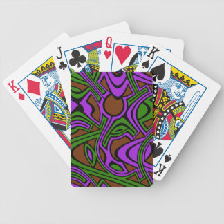 Heather Bicycle Playing Cards