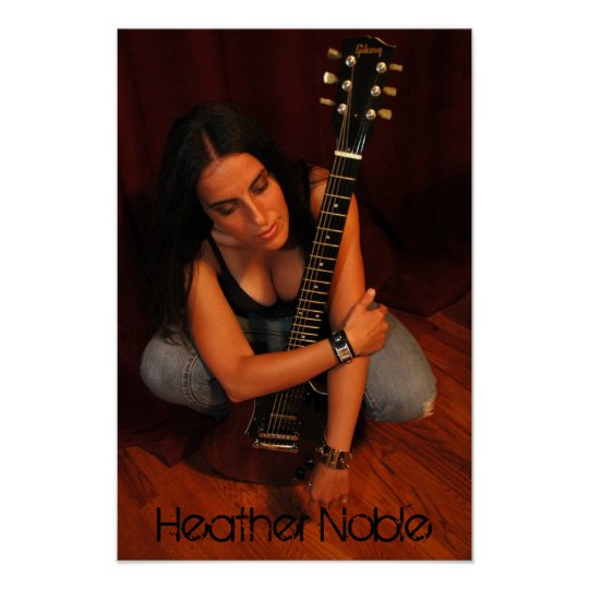 Heather Noble Poster