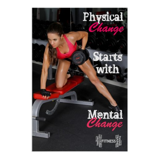 Heather Prescott Fitness & Personal Trainer prints Posters