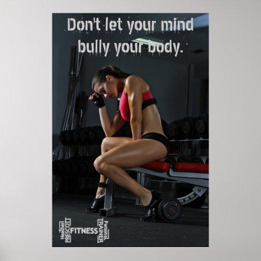 Heather Prescott Fitness & Personal Trainer prints Print