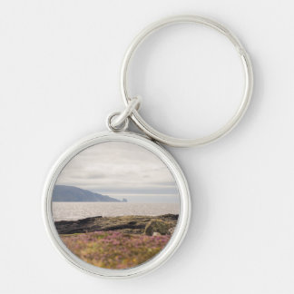 Heather view key ring
