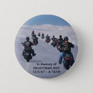 Heaven 6 Cm Round Badge