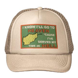 Heaven Afghanistan Hat