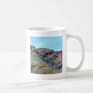 heaven and hell basic white mug