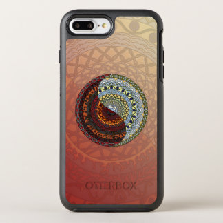 Heaven and Hell Mandala Otterbox Phone Case