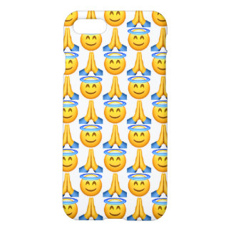 Heaven Emoji iPhone 7 Matte Case