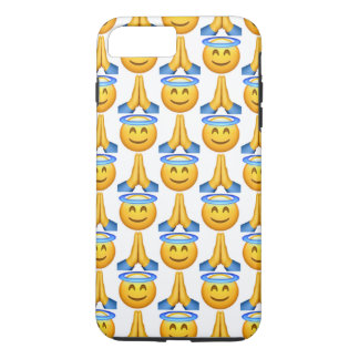Heaven Emoji iPhone 7 Plus Phone Case