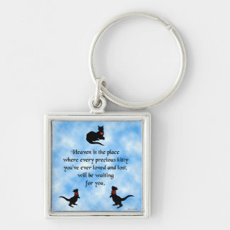 """""""Heaven Is"""" Keychain"""