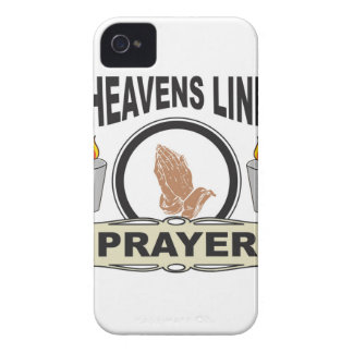 heaven line iPhone 4 cover