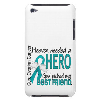 Heaven Needed a Hero Brain Tumor iPod Touch Covers