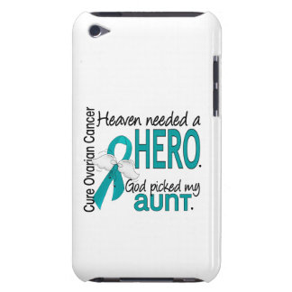 Heaven Needed a Hero Prostate Cancer iPod Touch Cases