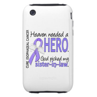 Heaven Needed Hero Esophageal Cancer Sister-In-Law Tough iPhone 3 Cover