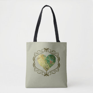 Heaven on Earth  Tote Two