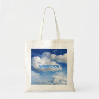 HEAVEN... Religious tote Budget Tote Bag