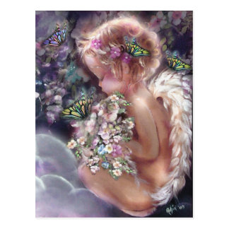 Heaven s Garden Postcard
