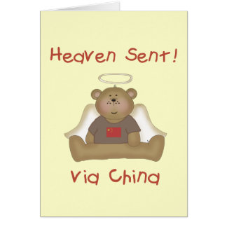 Heaven Sent via China Card
