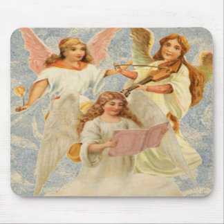 Heavenly Angels Mouse Pad