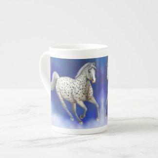 Heavenly Appaloosa Horse Bone China Mug