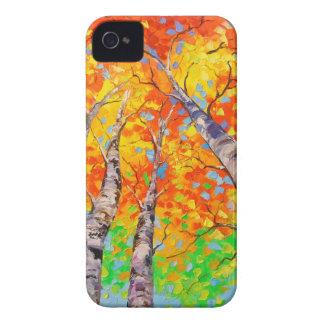 Heavenly birch iPhone 4 cases