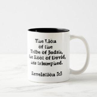 Heavenly Blend Two-Tone Coffee Mug