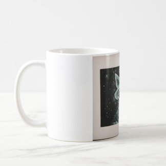Heavenly butterfly coffee mug