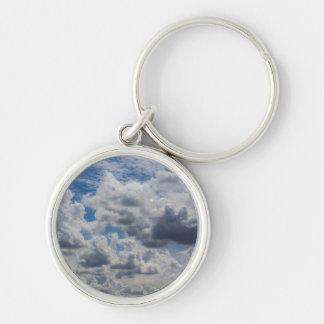 Heavenly Clouds Key Chain