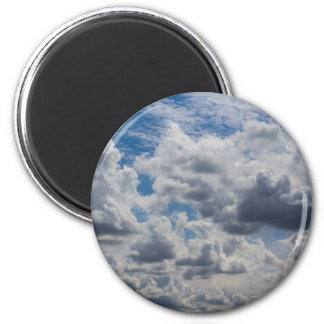 Heavenly Clouds Magnets
