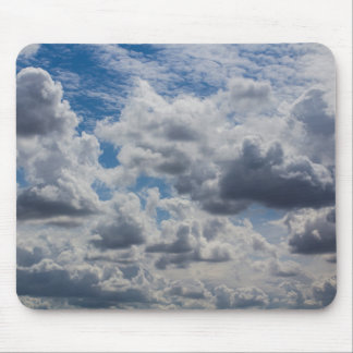 Heavenly Clouds Mousemats
