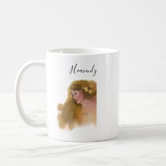 """Heavenly"" Coffee Mug"