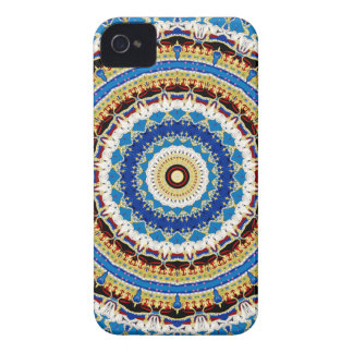 Heavenly Crowns Kaleidoscope iPhone 4 Case-Mate Case