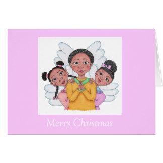 Heavenly Cuties Greeting Card