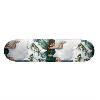 Heavenly Fairy Custom Skate Board