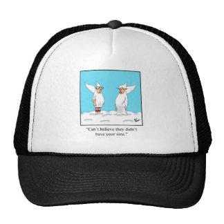 Heavenly Fashion Faux Pas! Cap