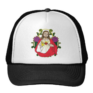 Heavenly Jesus Sacred Heart Cap