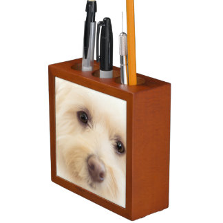 Heavenly Pup Desk Organizer