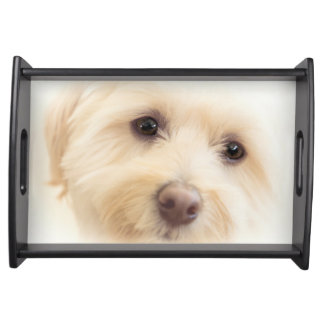 Heavenly Pup Serving Tray