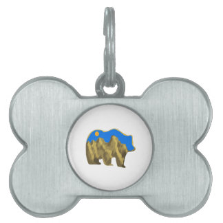Heavenly Stroll Pet Tag
