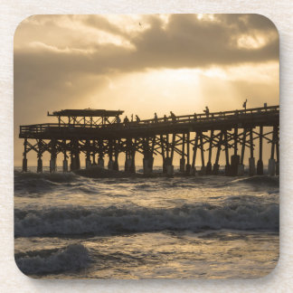 Heavenly Sunrise Coaster