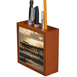 Heavenly Sunrise Desk Organiser