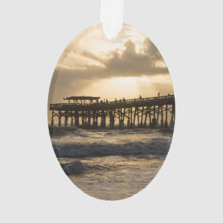 Heavenly Sunrise Ornament