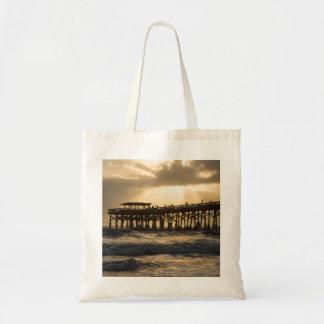 Heavenly Sunrise Tote Bag